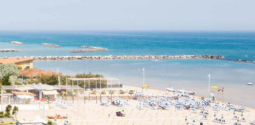 spiaggia di san mauro mare