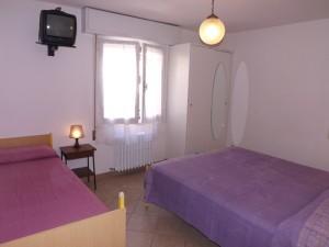 7 camera letto